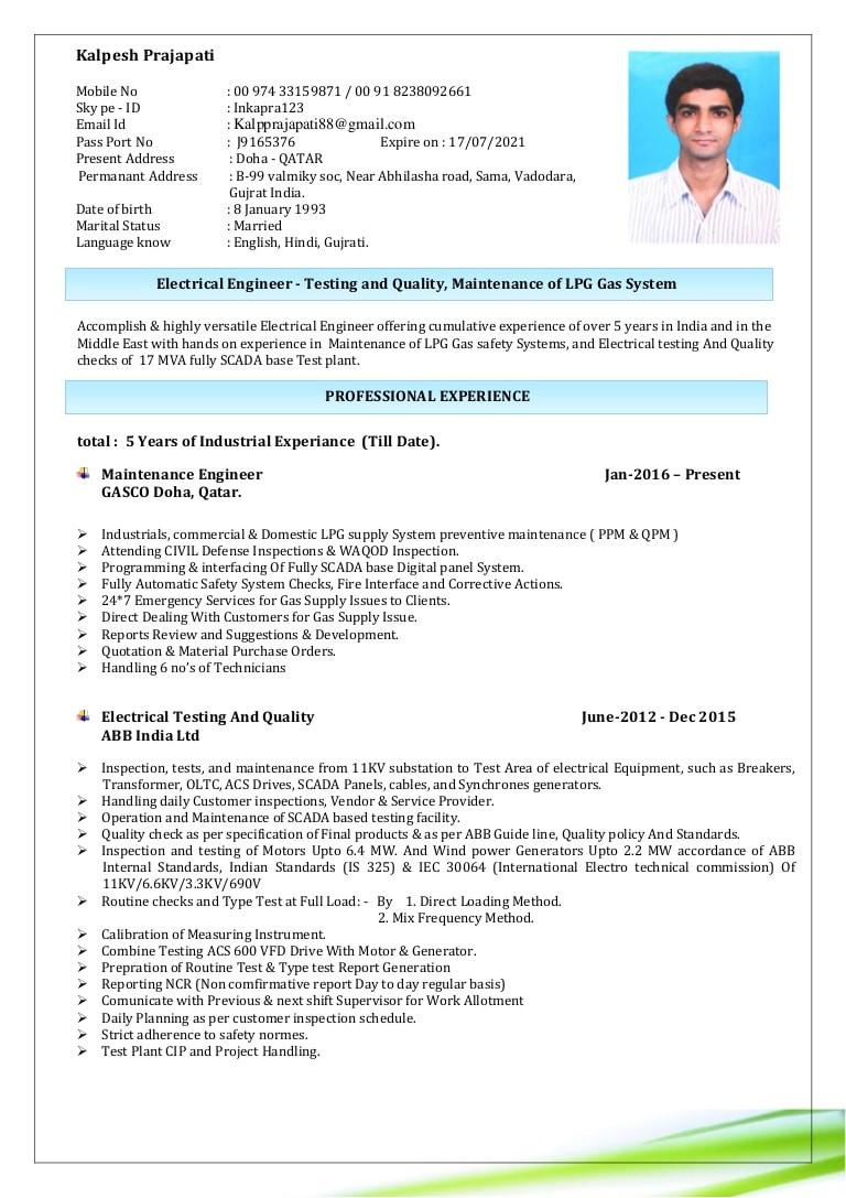 Data Center Facilities Engineer Resume Sample Facilities Engineer Resume October 2021