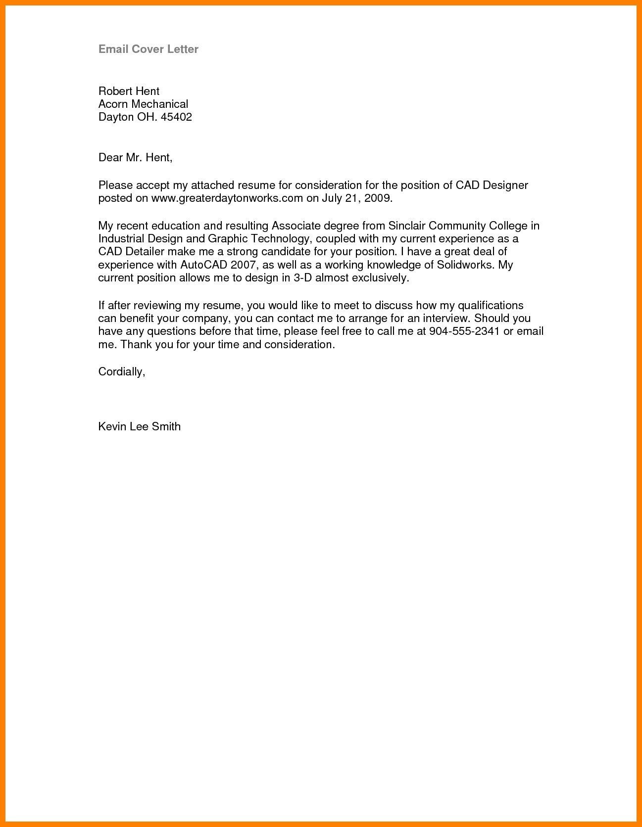 Email with Cover Letter and Resume attached Sample 25lancarrezekiq Email Cover Letter Sample . Email Cover Letter Sample Cover ...