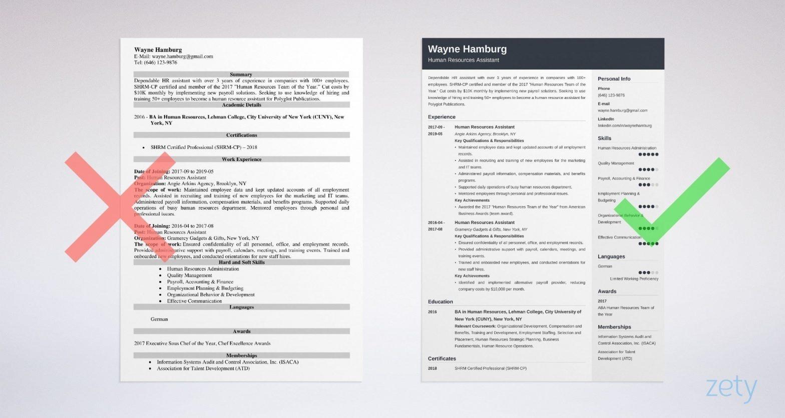 Human Resources Administrative assistant Resume Sample Human Resources (hr) assistant Resume Sample [lancarrezekiqskills]
