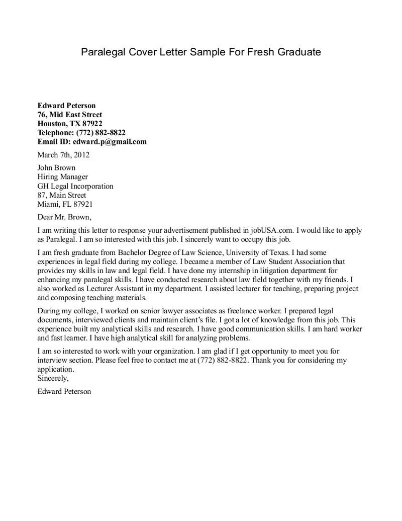 resume cover letter samples for 18ml