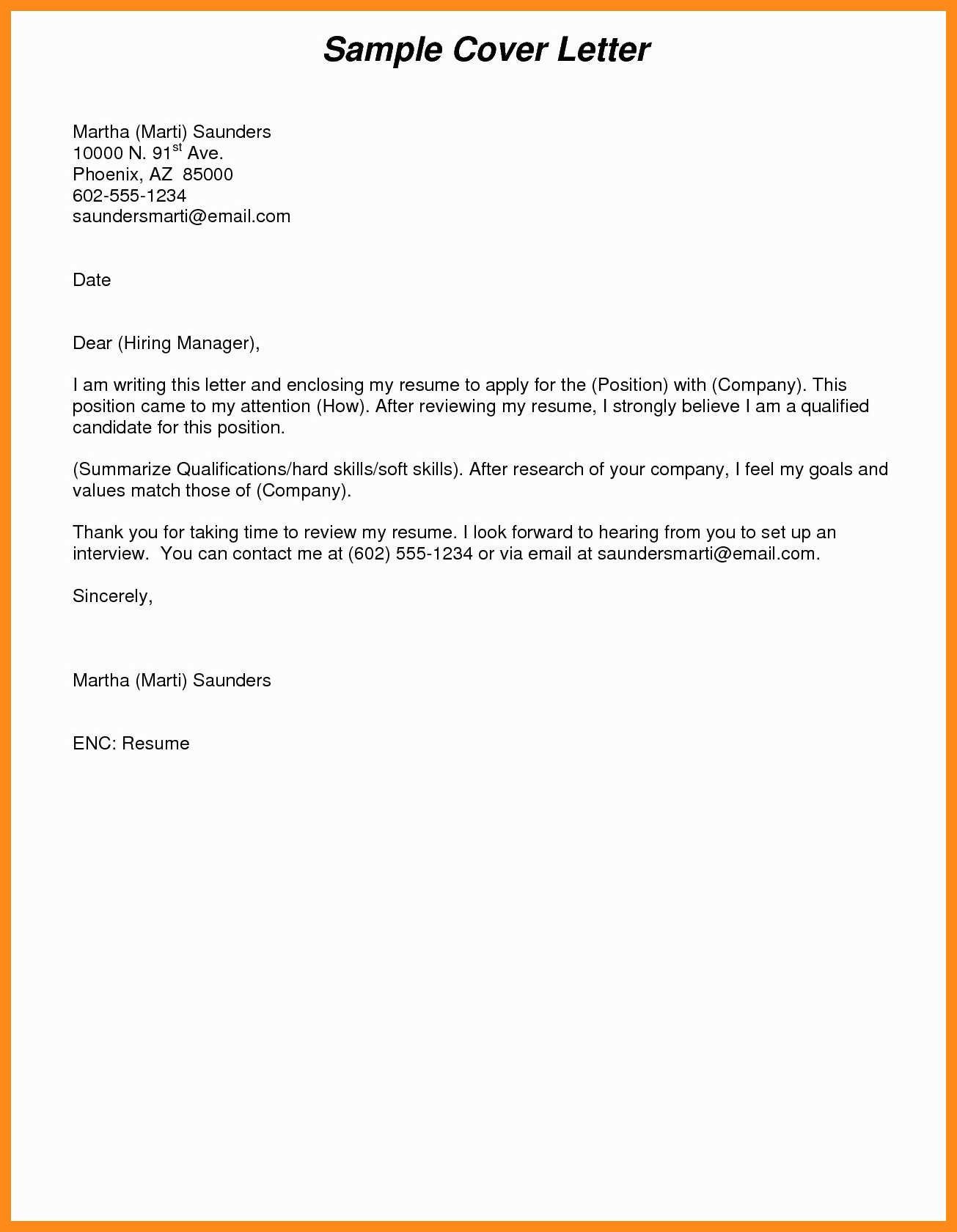Sample Cover Email Letter Resume attached Thank You Letter Email after Interview Cover Letter Template ...