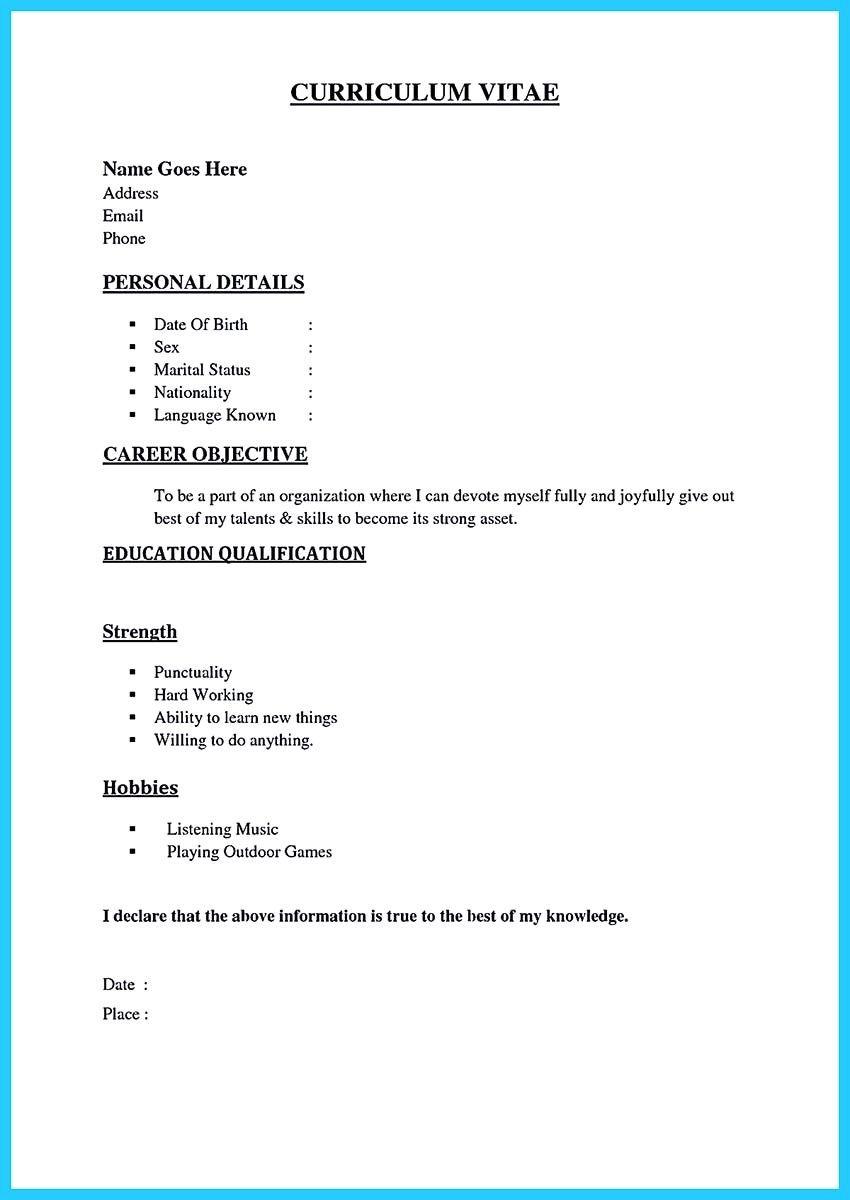Sample Resume for Bpo Jobs Freshers Sample Resume for Bpo Jobs Freshers Microsoft Create In Ms Word ...