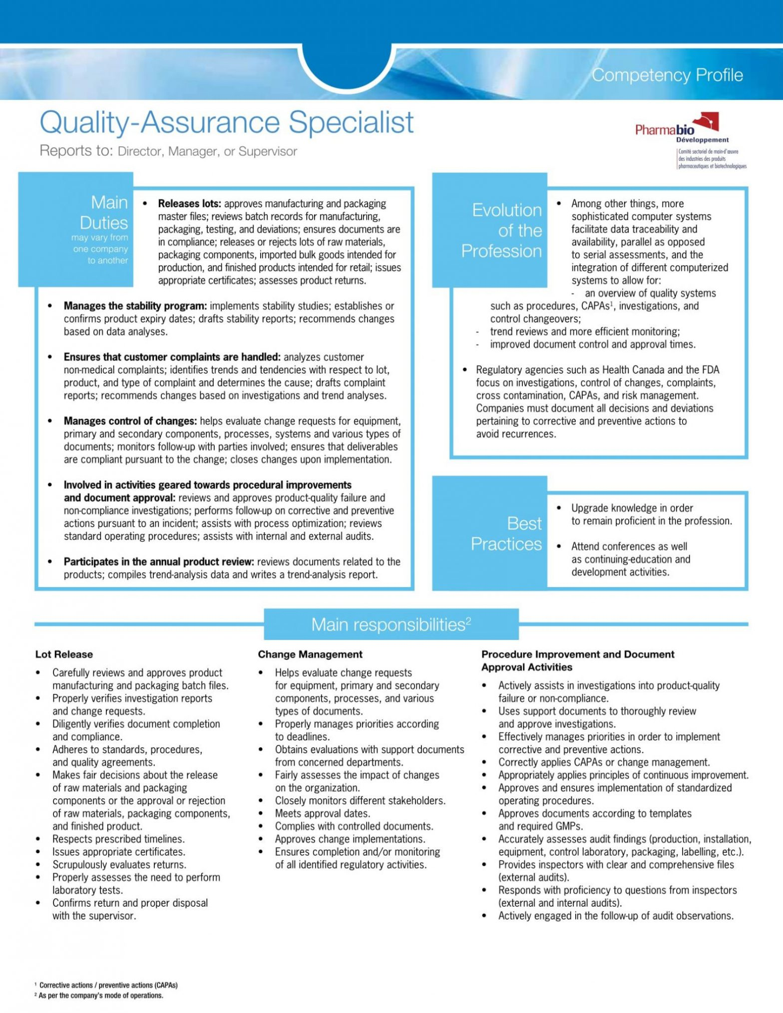 Sample Resume for Pharmaceutical Quality assurance 14 Awesome Quality assurance Resume Sample Templates - Wisestep