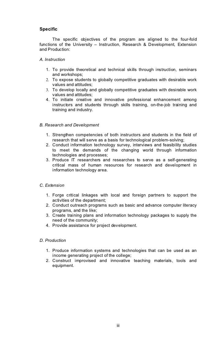 sample resume objectives for on jobml