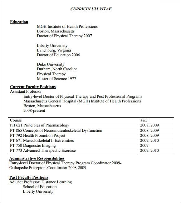 sample medical assistant resume