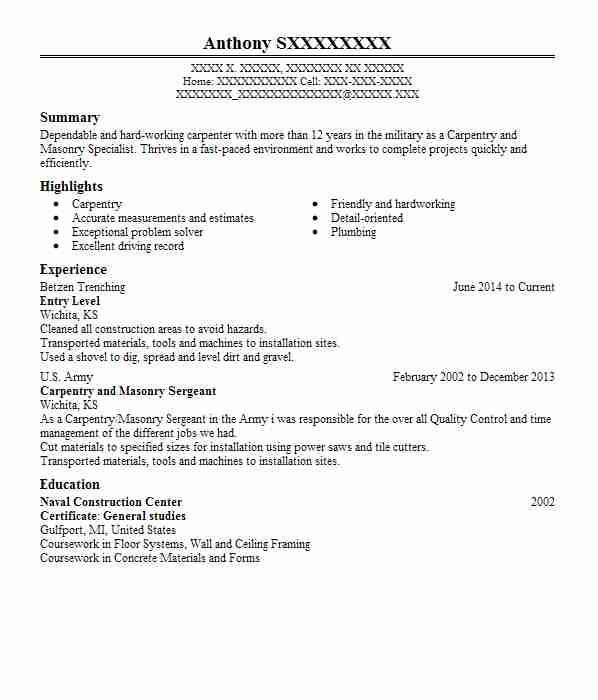 objective first job beginner resume sample