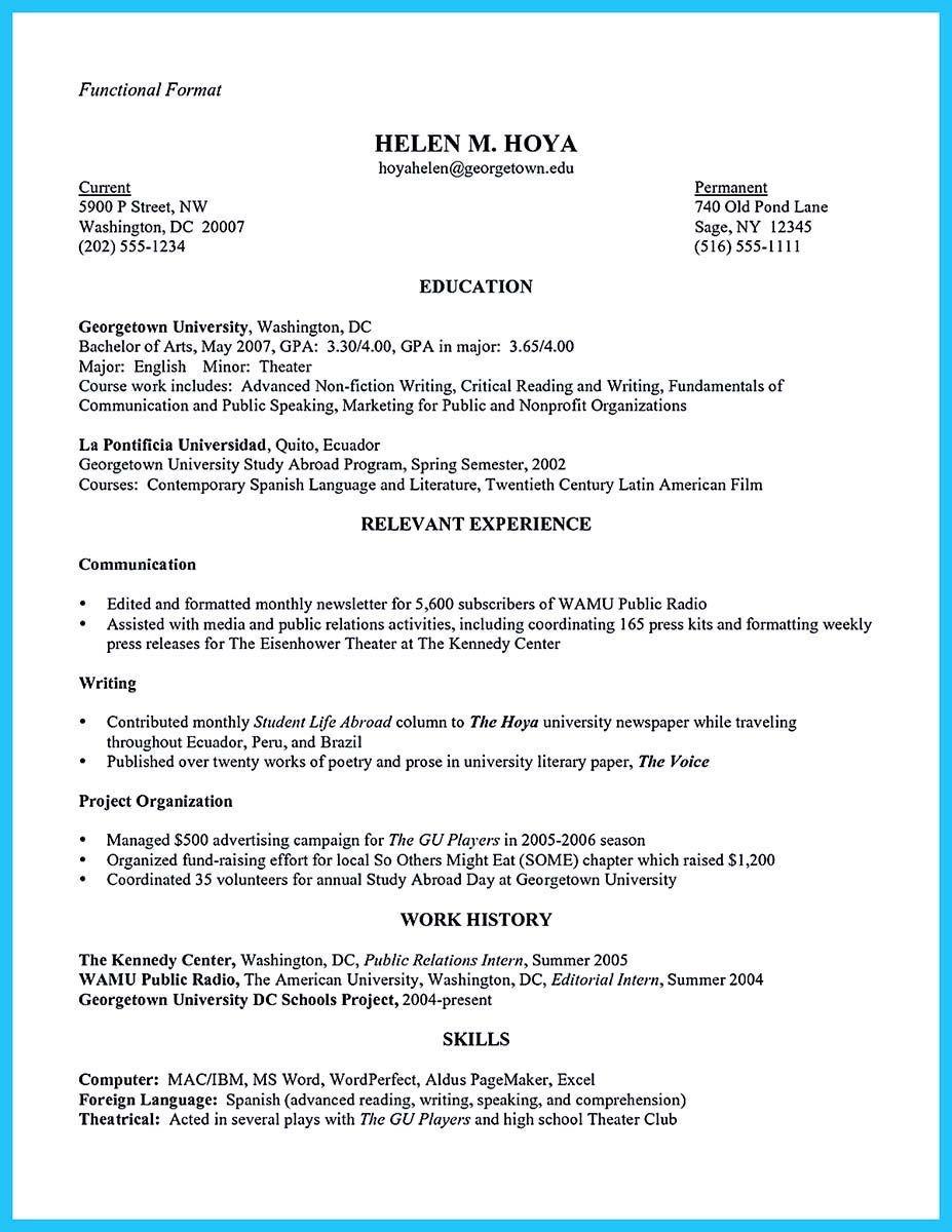 call center resume sample no experience