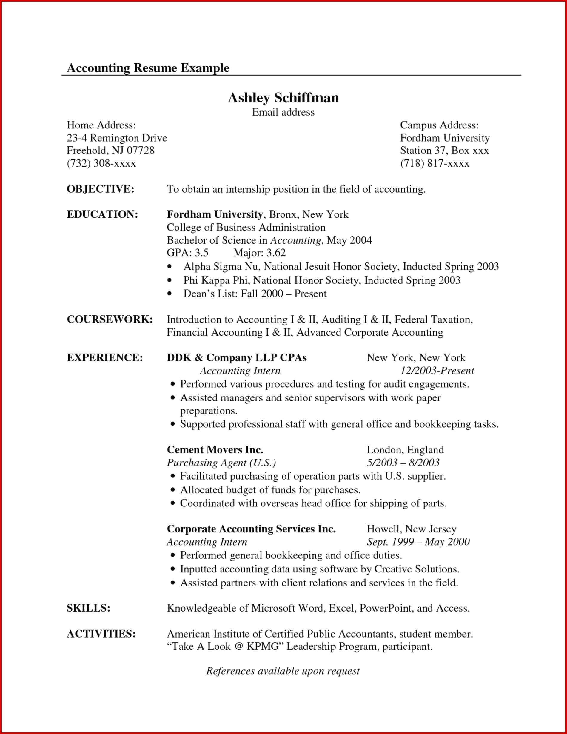 career objective sample for resume