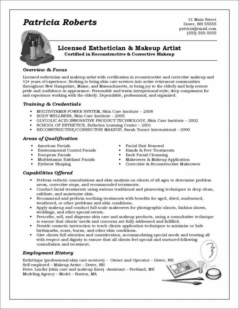 Example Of A Functional Resume Sample Functional Resume Example
