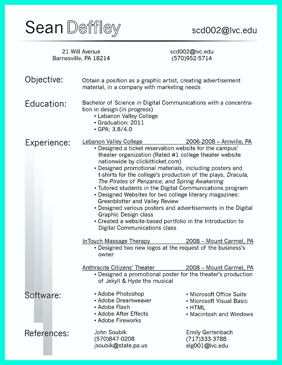 Sample Resume for assistant Professor In Computer Science Doc the Best Puter Science Resume Sample Collection