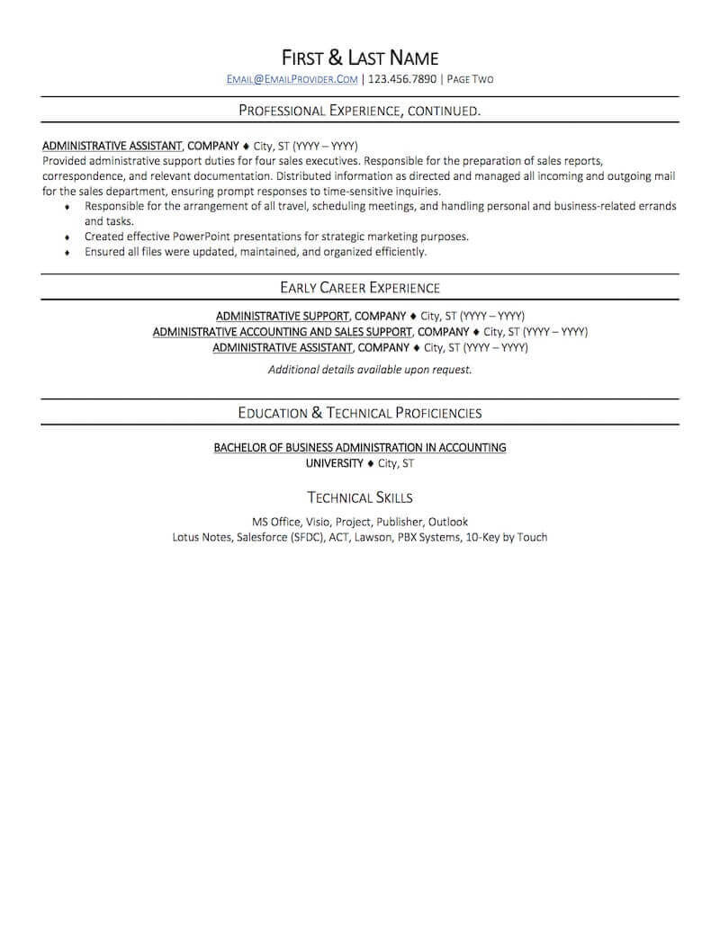 administrative office assistant