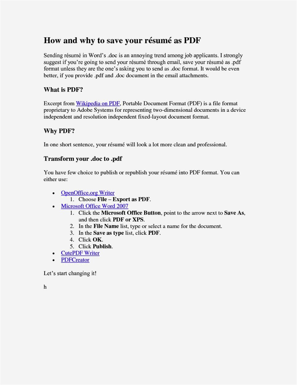 how to write email to hr for sending resume sample