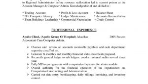 Accounting Resume Samples 2018 In India Accountant Resume format 2019 2020 Resume Templates