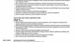Aws Sample Resumes for 3 Years Experience Aws Sample Resume for 3 Years Experience Best Resume