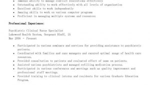 Community Mental Health Nurse Resume Sample Community Psychiatric Nurse Cv October 2021