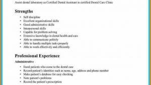 Entry Level Dental assistant Resume Sample Points to Include On A Dental assistant Resume Dental Hygienist …