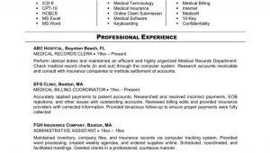 Entry Level Medical Coding Resume Sample Medical Coder Free Resume Samples Medical Coding Medical