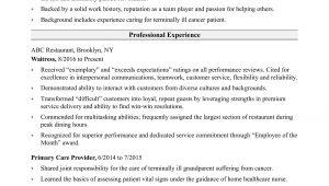 Entry Level Nursing assistant Resume Sample Nursing assistant Resume Sample