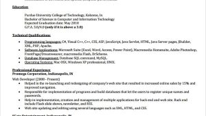 Entry Level Resume Samples for College Graduate Free 8 Sample College Graduate Resume Templates In Ms