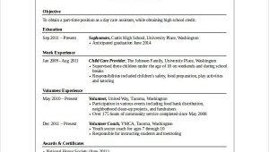 Entry Level Resume Samples High School Graduate 10 High School Student Resume Templates Pdf Doc