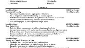 Family Law Legal assistant Resume Sample Best Legal assistant Resume Example Livecareer Resume Examples …