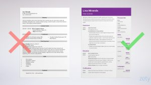 Functional Resume Sample for Fresh Graduate Recent College Graduate Resume (examples for New Grads)