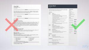 Msc Analytical Chemistry Fresher Resume Sample Chemistry Resume Examples (guide for Chemists)