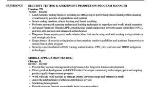 Qa Sample Resume with Banking Experience Sample Qa Tester Resume for Banking Domain Best Resume