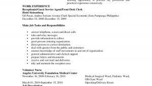 Resume Career Objective Samples for Freshers Career Objective Resume Examples Awesome Example Applying for Job …