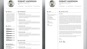 Resume Sample for Fresh Graduate Download Free Fresh Graduate Resume Template   Cover Letter by andy Khan On …