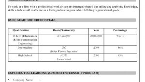 Resume Samples for Mba Freshers Free Download Resume Writing-tips