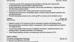 Sales associate Job Description Resume Samples Retail Sales associate Resume Sample & Writing Guide