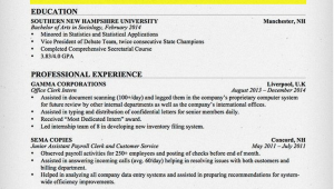 Sample Career Objectives Examples for Resumes How to Write A Career Objective A Resume