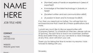 Sample Cover Letter for Resume Microsoft Word 20 Best Free Microsoft Word Resume Cv Cover Letter Templates