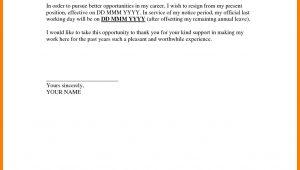 Sample Letter to Resume Work after Leave Valid Resignation Letter Sample Doc for You,https://letterbuis.com …