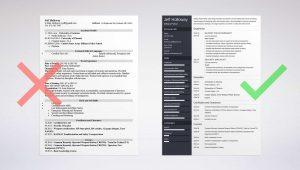 Sample Military Resume for Civilian Job Military to Civilian Resume Examples & Template for Veterans
