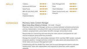 Sample Pharmaceutical Sales Resume No Experience Pharmaceutical Sales Resume Sample 2021 Writing Tips – Resumekraft