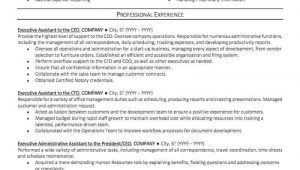 Sample Professional Resume for Administrative assistant Office Administrative assistant Resume Sample Professional …