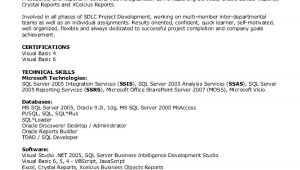 Sample Resume for 2 Years Experience In Unix Resume for 2 Years Experience Unique System