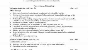 Sample Resume for 20 Year Old Resume format 20 Years Experience Resume Templates