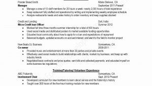 Sample Resume for A Retired Person 44 Beautiful Sample Resume for Retired Person Returning to
