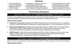 Sample Resume for Chemical Engineering Fresh Graduate Sample Resume for Entry Level Chemical Engineer Monster.com