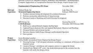 Sample Resume for Civil Engineering Student the Sample Civil Engineer Resume – Resume Template Online Civil …