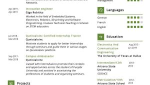 Sample Resume for Electronics and Communication Engineer Experienced Munication Engineer Resume Sample Resumekraft
