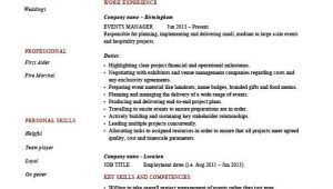 Sample Resume for event Management Job event Manager Resume Templates Examples Samples