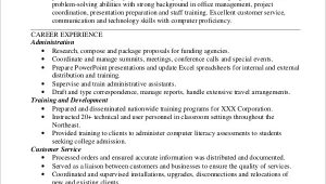 Sample Resume for Executive assistant to Senior Executive Free 8 Sample Executive assistant Resume Templates In Ms