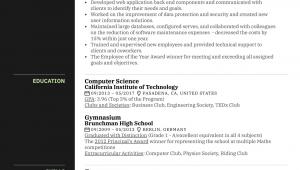 Sample Resume for Experienced Python Developer Python Developer Resume Sample