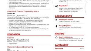 Sample Resume for Internship Engineering Student Engineering Intern Resume: Examples, Template & 8lancarrezekiq Writing Tips