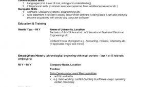Sample Resume for Job Application In Canada Free Resume Templates Canada , #canada #freeresumetemplates …