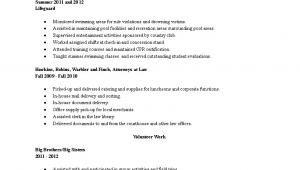 Sample Resume for New High School Graduate New High School Graduate Resume